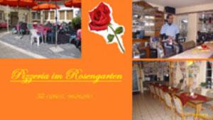 Pizzeria im Rosengarten